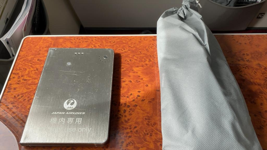 JL517 11JUL 羽田~札幌・新千歳 ファーストクラス