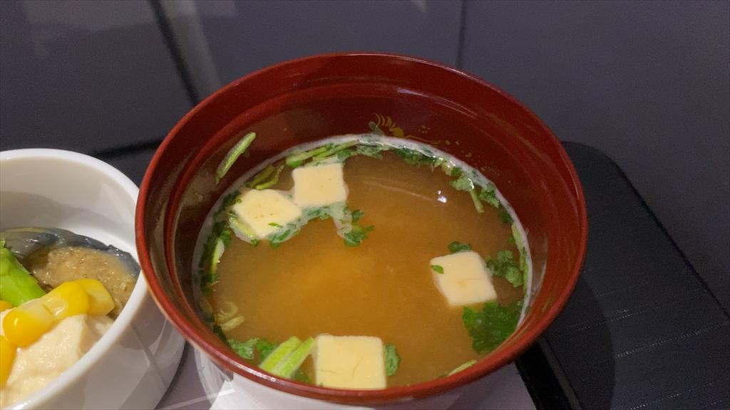 12JUL20 JL526 札幌 ~ 羽田 ファーストクラス 機内食