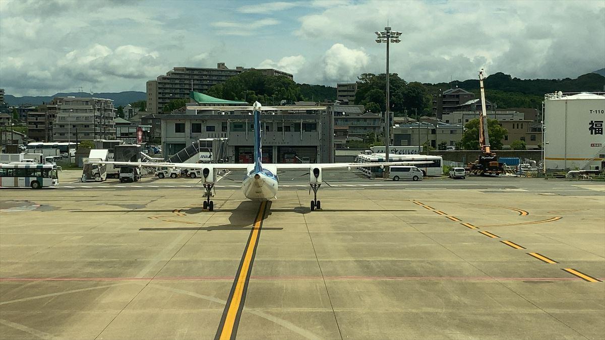JL311 20JUL 羽田~福岡ファーストクラス