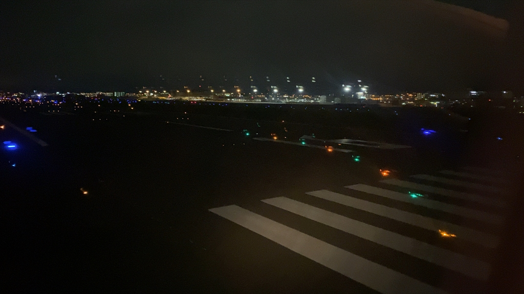 JL330 21JUL 福岡~羽田 ファーストクラス