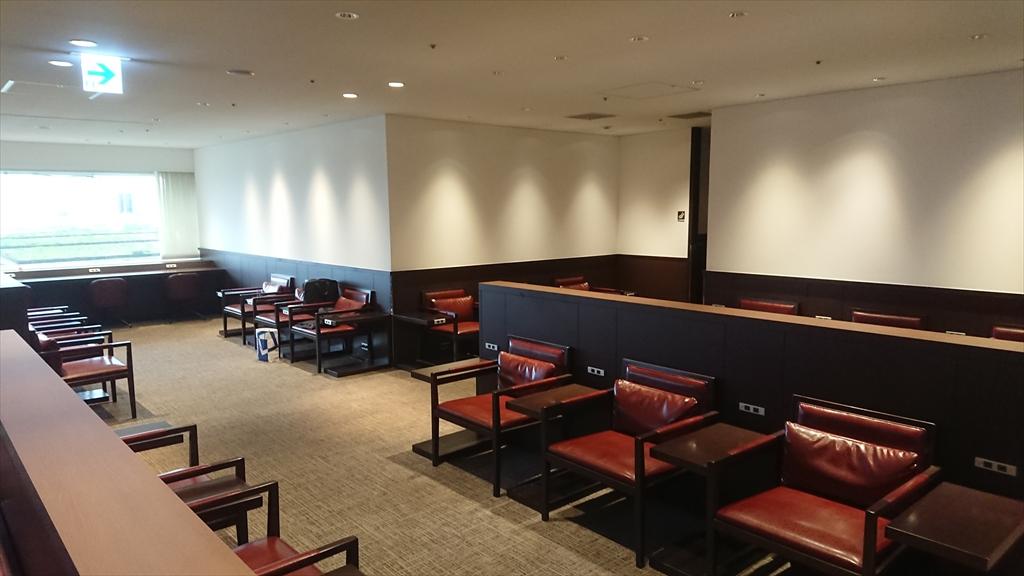 羽田空港 南ウィング ダイヤモンド プレミア ラウンジ(Diamond Premier Lounge)