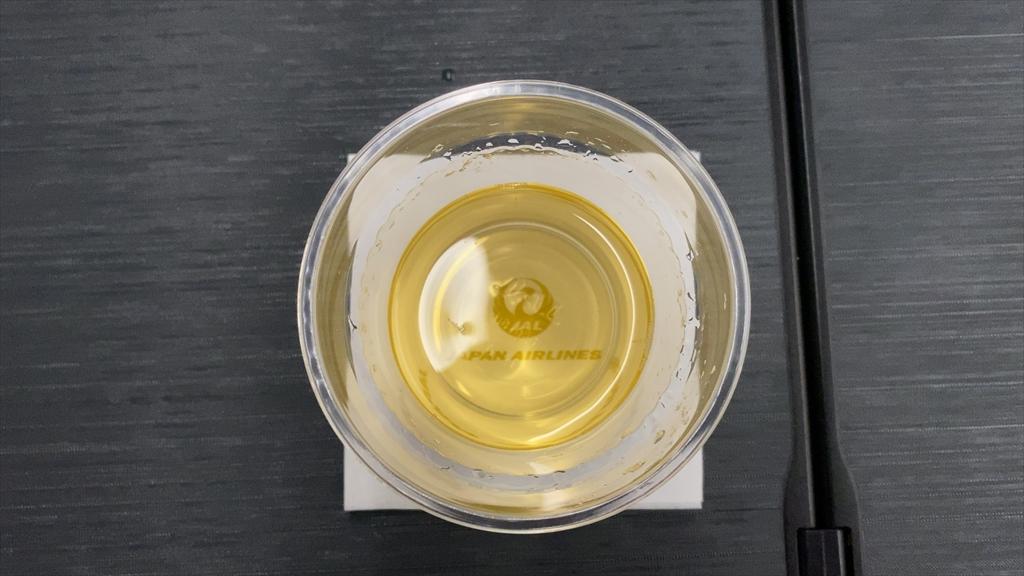 05JUL20 JL918 那覇 ~ 羽田 ファーストクラス 機内食