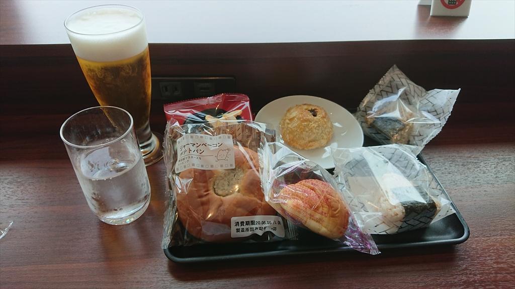 伊丹空港 JAL DIAMOND PREMIER LOUNGE 20年8月訪問