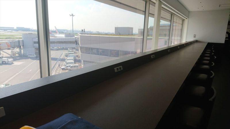 羽田空港 第一ターミナル 南ウィング JAL DIAMOND PREMIER LOUNGE 20年08月訪問