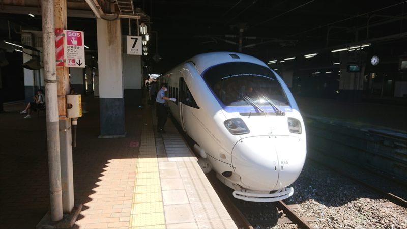 JR九州 885系