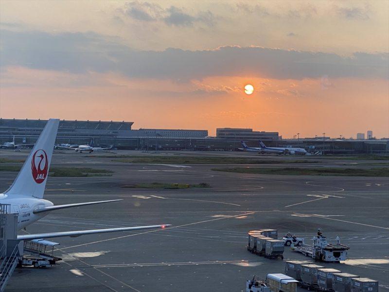 羽田空港 第一ターミナル 北ウィング JAL DIAMOND PREMIER LOUNGE 20年10月訪問