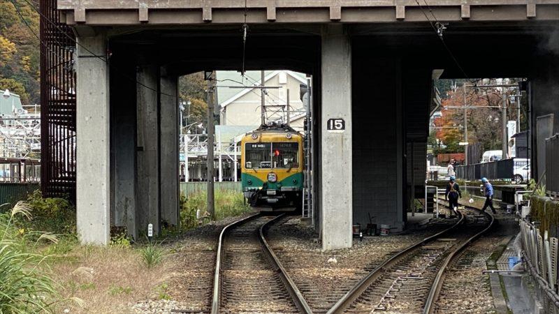 富山地方鉄道 宇奈月温泉駅