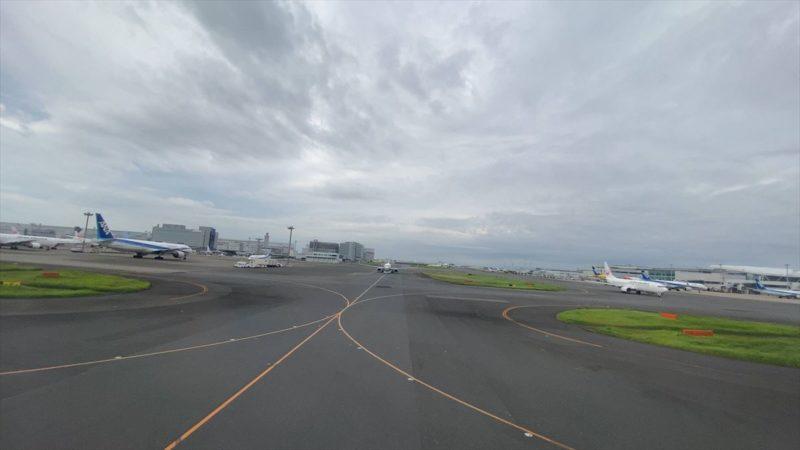 ボーイングB777-200型機 JL505 羽田~札幌(新千歳) ファーストクラス 搭乗記 20SEP20