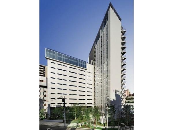 東京グランベルホテル外観