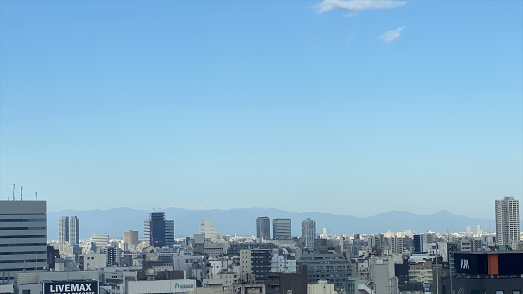 グランベルホテル新宿