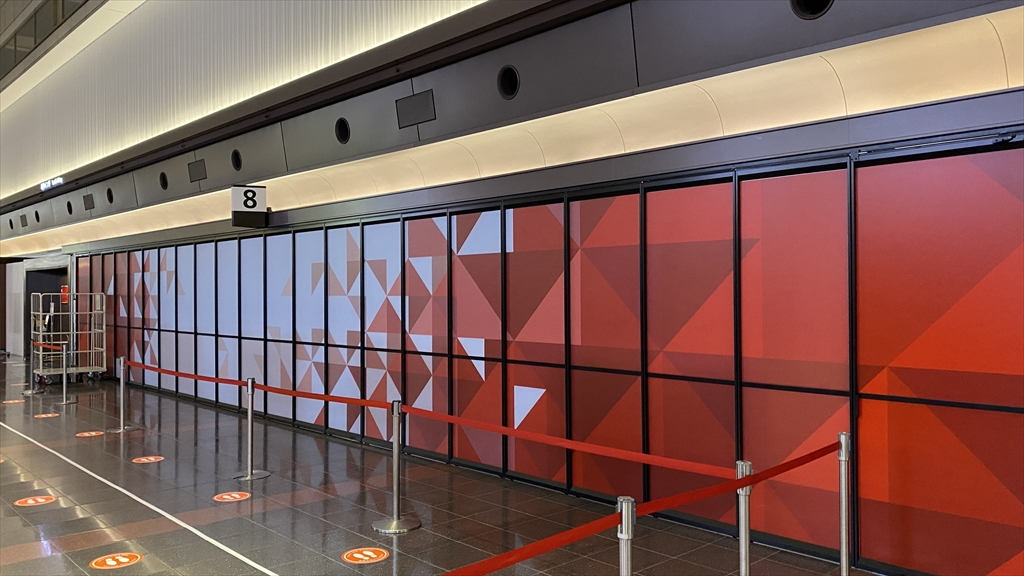 羽田空港 第一ターミナル 北ウィング JAL DIAMOND PREMIER LOUNGE 20年11月訪問