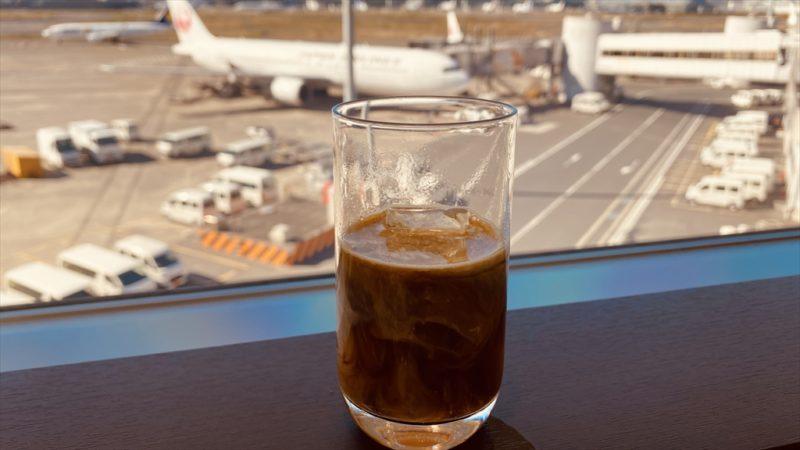 羽田空港 第一ターミナル 南ウィング JAL DIAMOND PREMIER LOUNGE 20年11月訪問