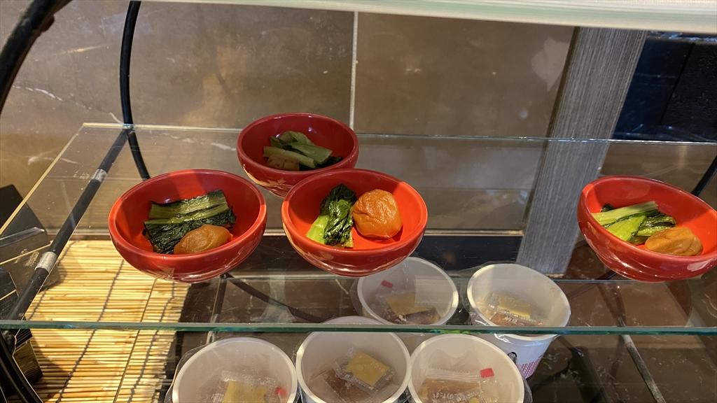 東京マリオット 朝食