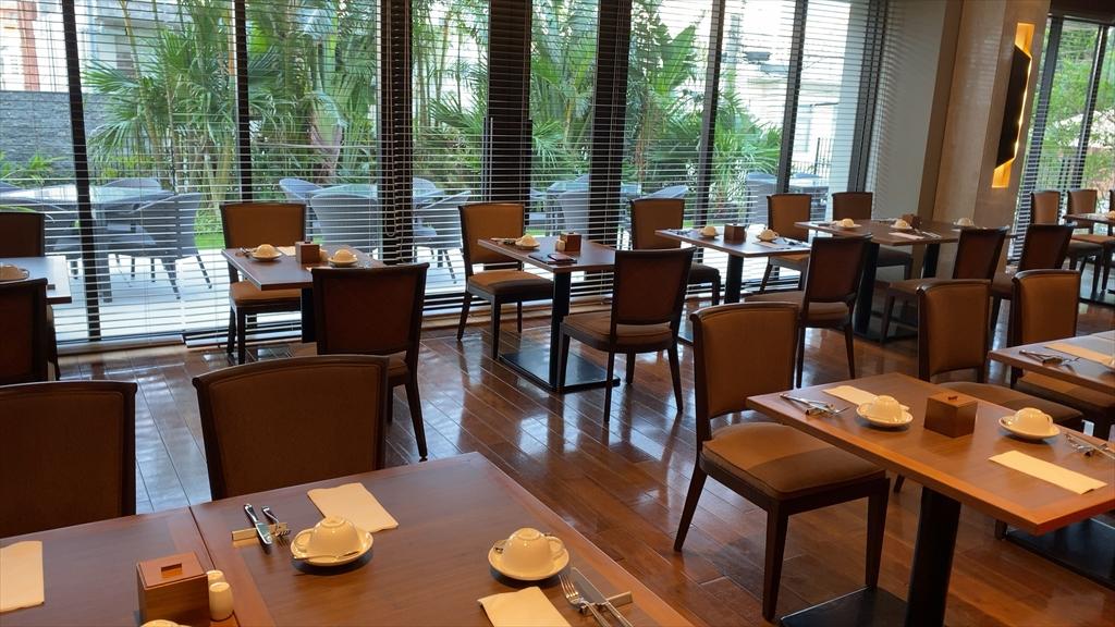 ハイアット リージェンシー 那覇 沖縄 滞在記 SAKURAZAKAレストラン