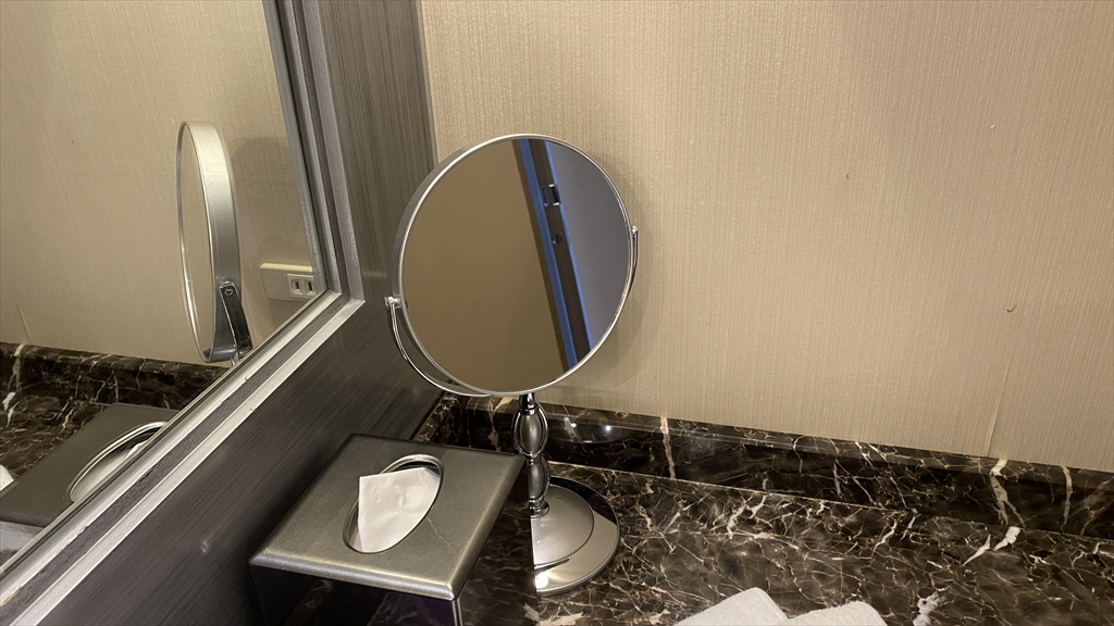 東京マリオットホテル 客室バスルーム