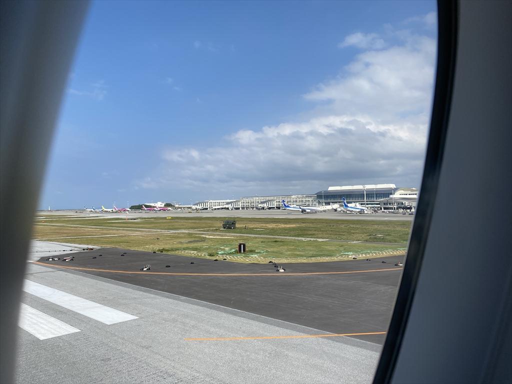 エアバスA350-900型機 JL909 羽田~沖縄(那覇) ファーストクラス 搭乗記 17OCT20