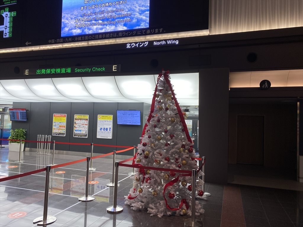 羽田空港 第一ターミナル 南ウィング JAL DIAMOND PREMIER LOUNGE 20年12月訪問