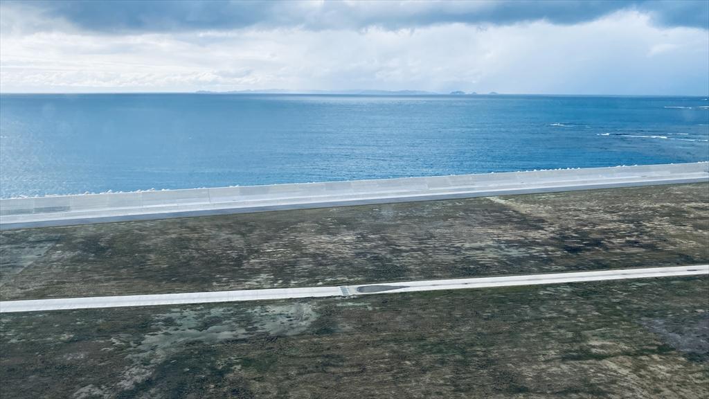 ボーイングB777-200型機 JL915 羽田~沖縄(那覇) ファーストクラス 搭乗記 01JAN21