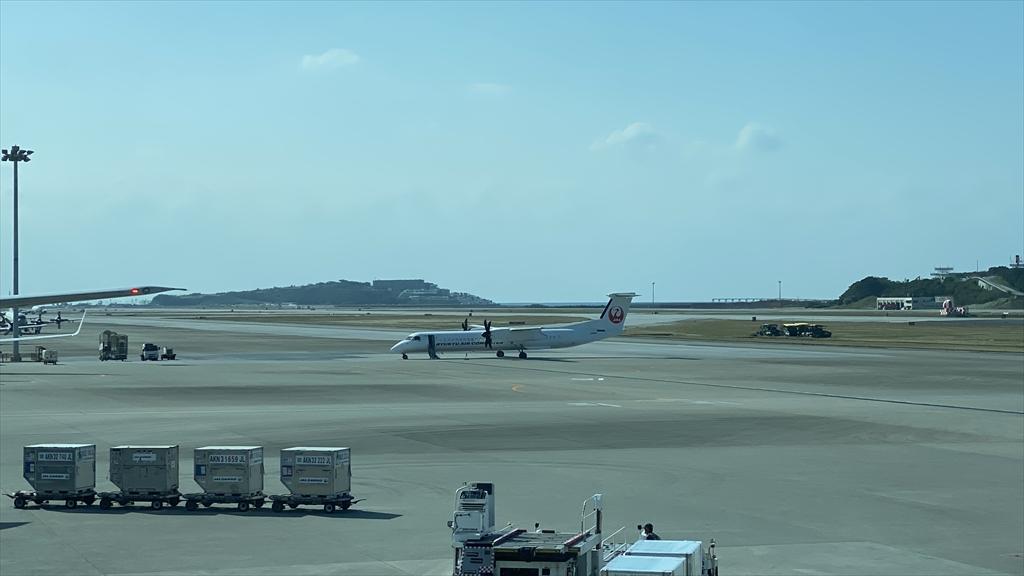 エアバスA350-900型機 JL904 沖縄(那覇)~羽田 普通席 搭乗記 19JAN21