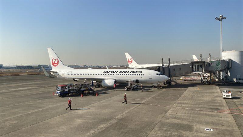 エアバスA350-900型機 JL904 沖縄(那覇)~羽田 ファーストクラス 搭乗記 21JAN21