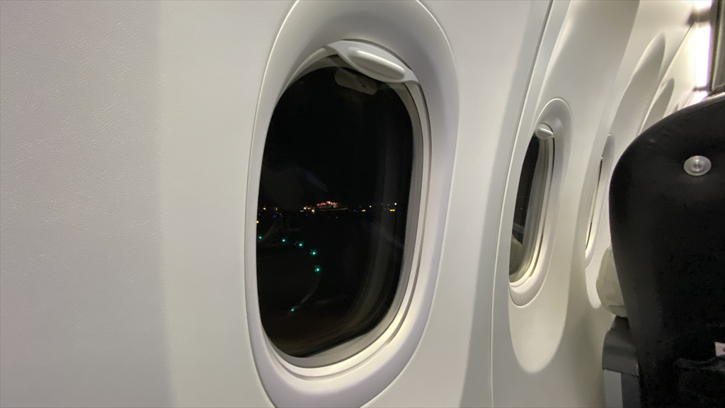 ボーイングB737-800型機 NU065 福岡~沖縄(那覇) 普通席 搭乗記 20JAN21