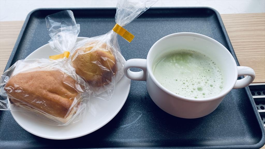 札幌・新千歳国際空港 JAL DIAMOND PREMIER LOUNGE 21年バレンタインデー訪問