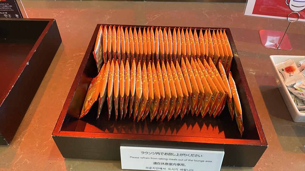 沖縄・那覇国際空港 JAL DIAMOND PREMIER LOUNGE 21年3月訪問