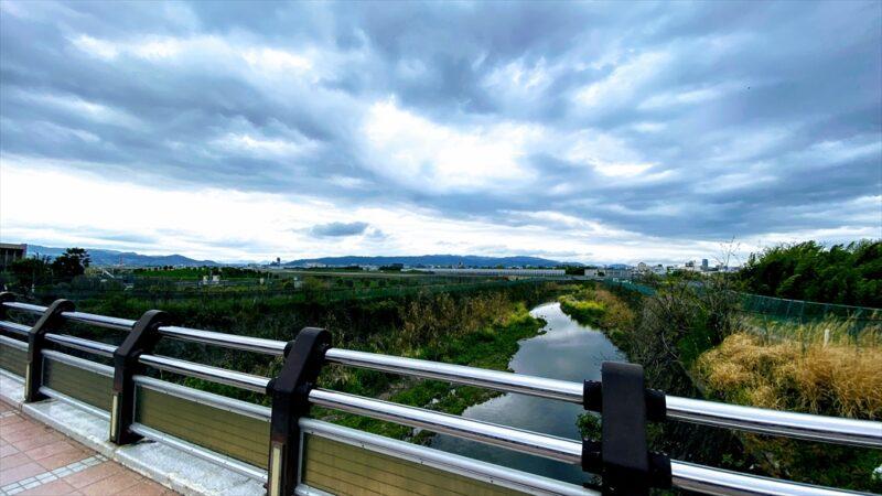 大阪でちゃりんこ散歩