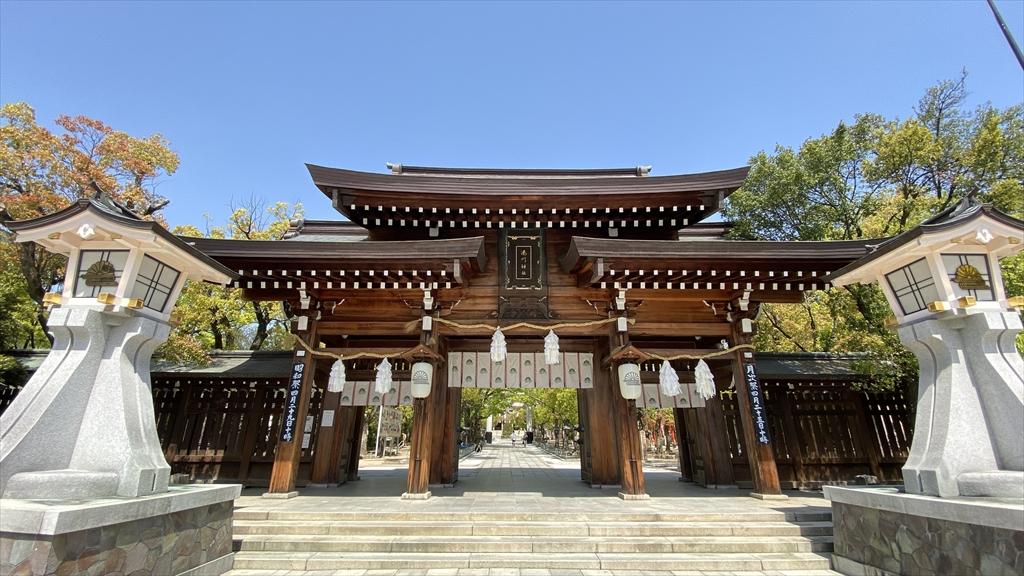 神戸 湊川神社