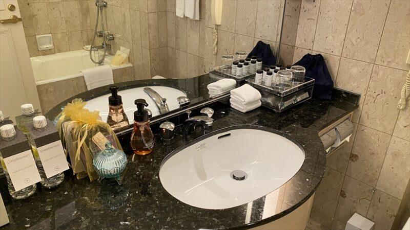 神戸ベイシェラトン ホテル&タワーズ 滞在記 21年4月 withコロナ 客室