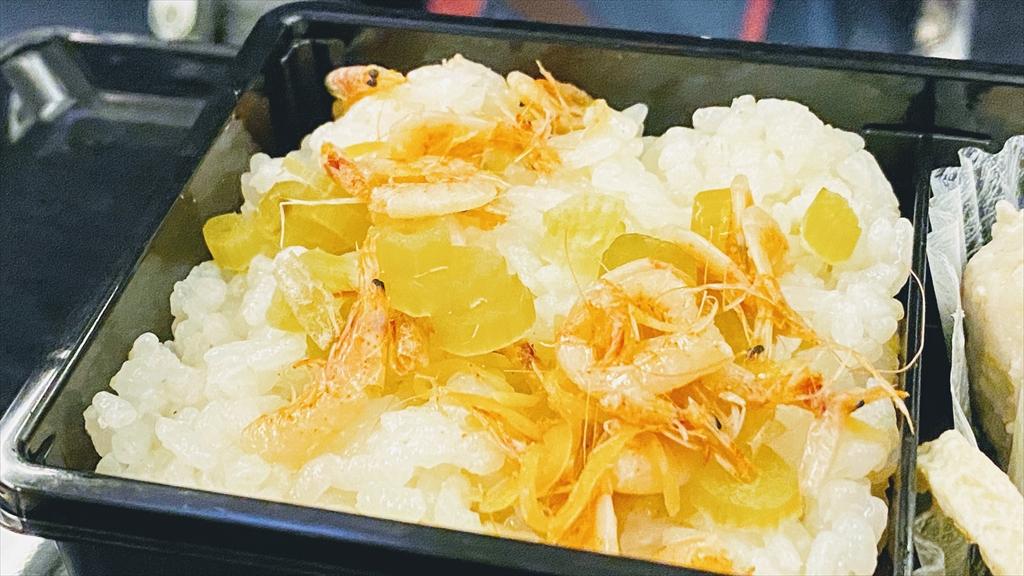 桜海老生姜ご飯
