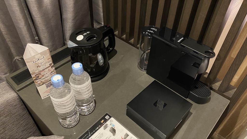 ホテルJALシティ札幌中島公園 宿泊記 2021年3月滞在 2-1