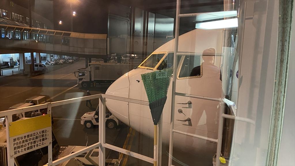 ボーイングB767-300ER型機 JL528 札幌(新千歳)~羽田 ファーストクラス 搭乗記 19MAR21