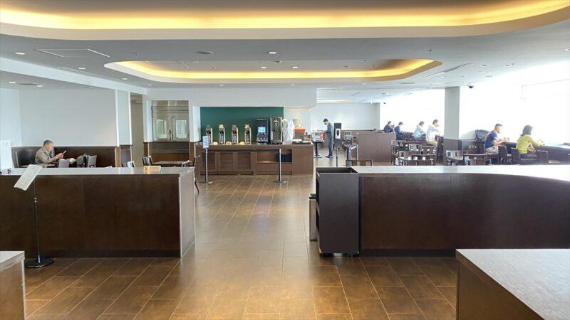 羽田空港 第一羽田空港 第一ターミナル 南&北ウィング JAL DIAMOND PREMIER LOUNGE 21年3月訪問
