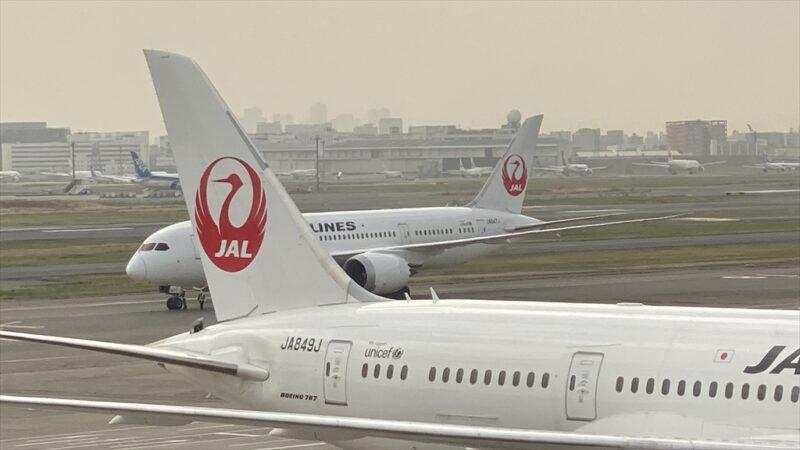 羽田空港 第一ターミナル 南&北ウィング JAL DIAMOND PREMIER LOUNGE 21年3月訪問