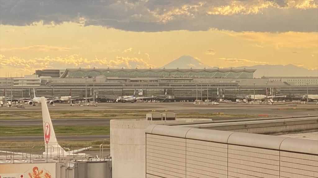 羽田空港 第一ターミナル 南ウィング JAL DIAMOND PREMIER LOUNGE 21年5月訪問