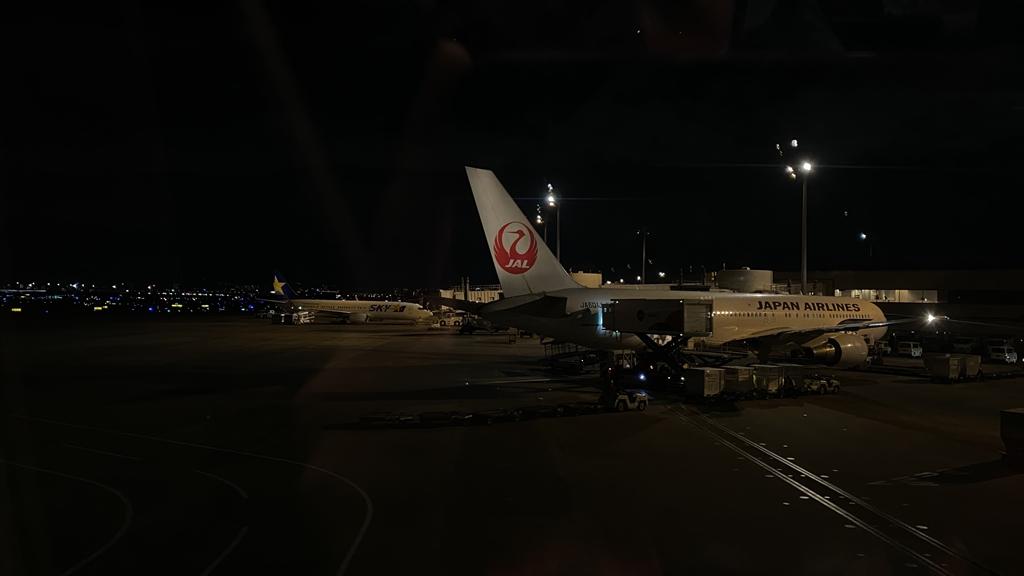 エアバスA350-900型機 JL529 羽田~札幌(新千歳) ファーストクラス 搭乗記 02MAY21