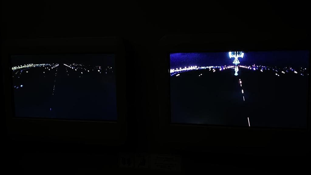 JL524 04MAY 札幌(新千歳)~羽田 ファーストクラス