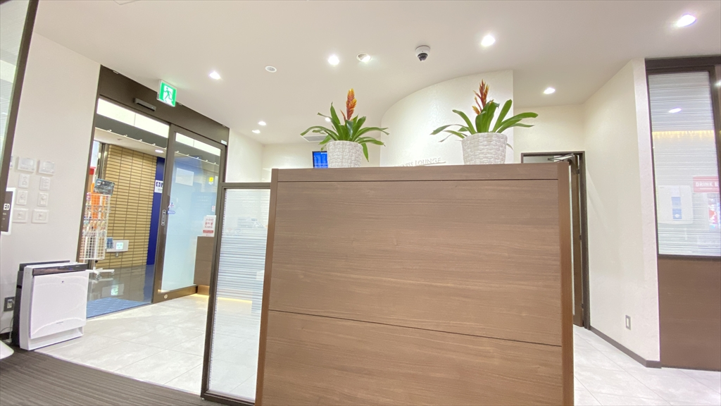 松山空港 ビジネスラウンジ