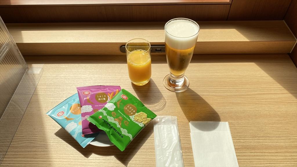 松山空港 JAL サクララウンジ(SAKURA LOUNGE)訪問記 21年5月訪問