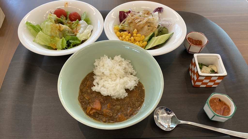 ホテルJALシティ札幌中島公園 宿泊記 2021年7月滞在 朝食編