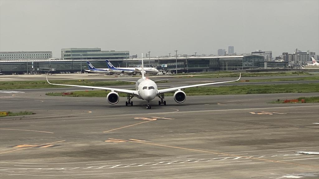 羽田空港 第一ターミナル 南北ウィング JAL DIAMOND PREMIER LOUNGE 21年6月訪問