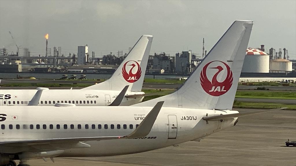 エアバスA350-900型機 JL921 羽田~沖縄(那覇) ファーストクラス 搭乗記 21JUN21