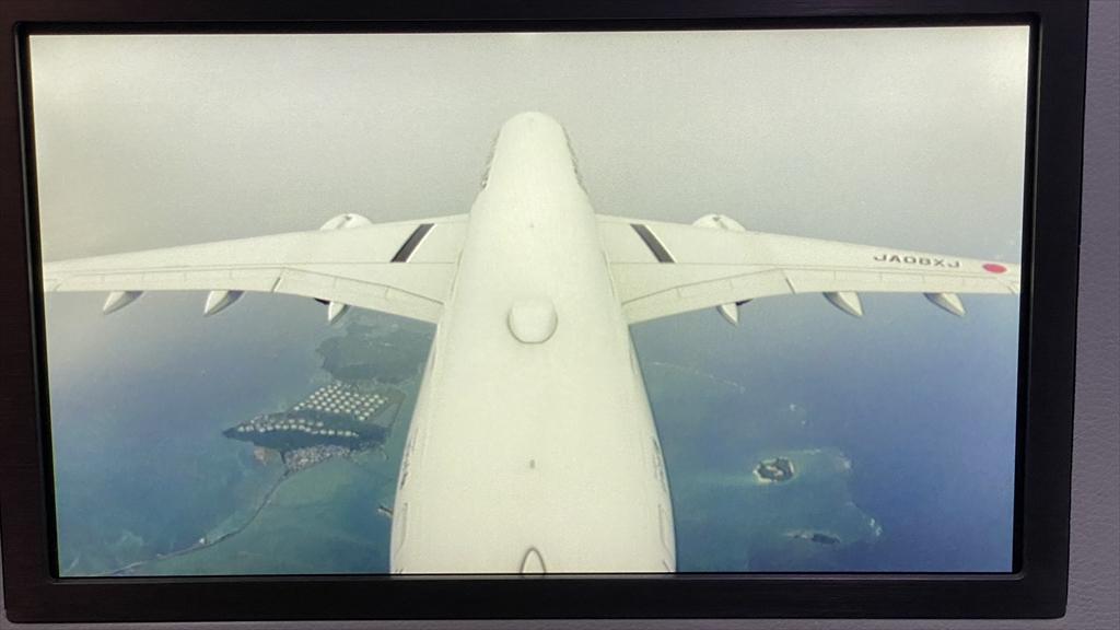 エアバスA350-900型機 JL918 沖縄(那覇)~羽田 ファーストクラス 搭乗記 24JUN21