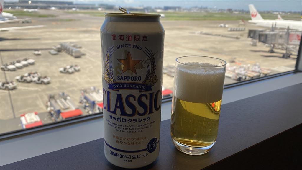 羽田空港 第一ターミナル 北ウィング JAL DIAMOND PREMIER LOUNGE 21年7月訪問