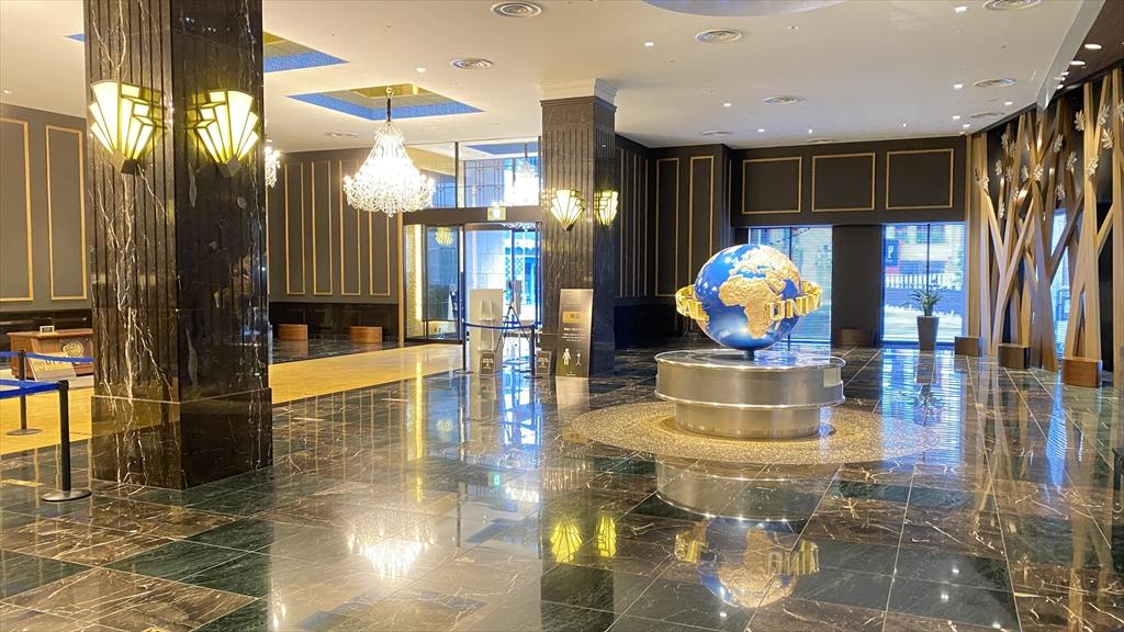 ザ パーク フロント ホテル アット ユニバーサルスタジオジャパン 滞在記 21年07月