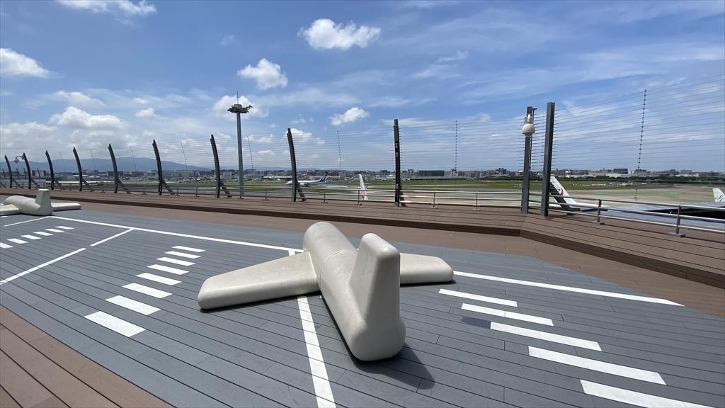 福岡空港さんぽ 21年8月