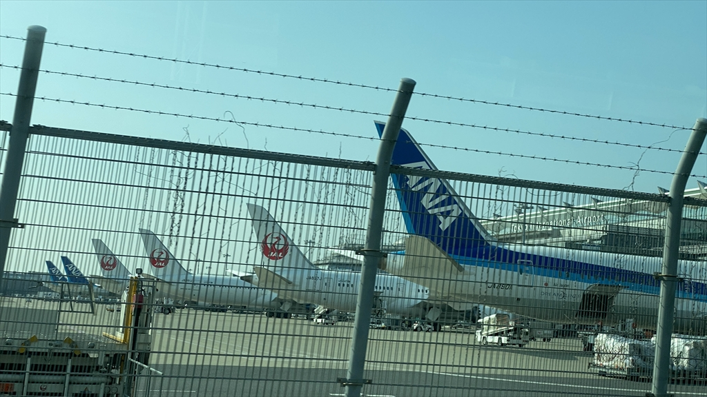羽田空港 第3ターミナル