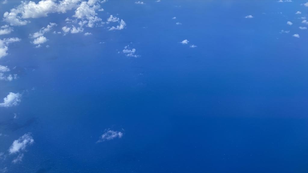 ボーイングB737-800型機 BC613 羽田~下地島(宮古) 搭乗記 27AUG21