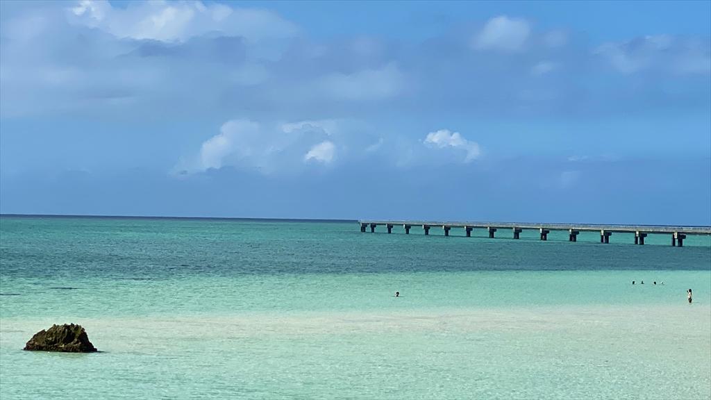下地島さんぽ 17エンドビーチ